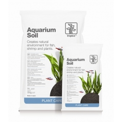 Aquarium Soil 9L ( 2-3 mm )